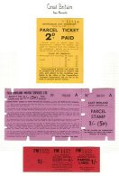 GREAT BRITAIN, Bus Parcels, * MLH, F/VF - Local Issues