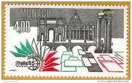 Monaco **LUXE 1985 P 1491 - Unused Stamps