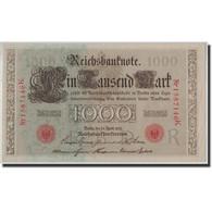 Allemagne, 1000 Mark, 1910, KM:44b, 1910-04-21, SUP+ - [ 2] 1871-1918 : German Empire