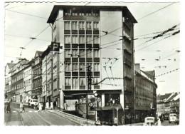 19226   Cpm  NEUNKIRCHEN  ; Hochhaus Bahnhofstrasse ! Superbe Carte Photo !! - Kreis Neunkirchen