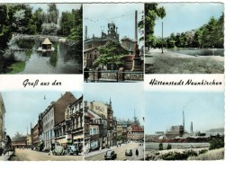 19227  Cpm  NEUNKIRCHEN  ;  Carte Photo  Multivues - Kreis Neunkirchen