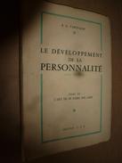 Le Développement De La Personnalité (l'art De Se Faire Des Amis) Par R. G. Vaschalde - Books, Magazines, Comics