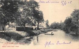 Drongen Les Bords De La Lye Leie Tronchiennes Gent Gand    I 1756 - Gent