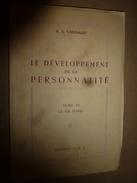 Le Développement De La Personnalité (la Vie Intime) Par R. G. Vaschalde - Books, Magazines, Comics