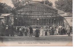 Paris - Au Jardin Des Plantes - Palais Des Singes ( Zoo ) - District 05