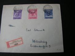 BM  Zbraclav R-Brief 1943 - Böhmen Und Mähren