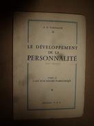 Le Développement De La Personnalité (l'art De Se Rendre Sympathique) Par R. G. Vaschalde - Books, Magazines, Comics