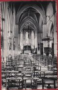 Schilde S' Gravenwezel Binnenzicht Kerk (kreukje) - Schilde