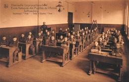 Saffraanberg   Sint-Truiden     Vlaams Legerpupillenschool School Militair    Studiezaal Visé   I 1772 - Sint-Truiden