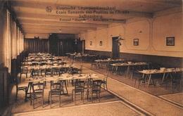 Saffraanberg   Sint-Truiden     Vlaamse Legerpupillenschool School Militair    Eetzaal    I 1778 - Sint-Truiden