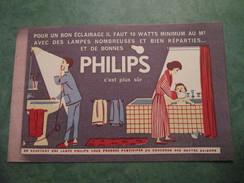 PHILIPS C'est Plus Sûr - Buvards, Protège-cahiers Illustrés