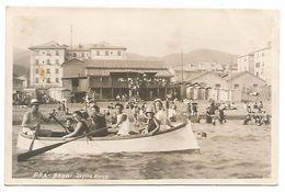 CARTOLINA FOTOGRAFICA GENOVA - PRA' - BAGNI REGINA ELENA . - Genova (Genoa)
