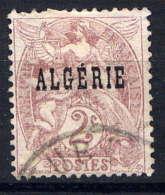 ALGERIE  - 3° - TYPE BLANC - Algérie (1924-1962)
