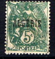 ALGERIE  - 6° - TYPE BLANC - Algérie (1924-1962)