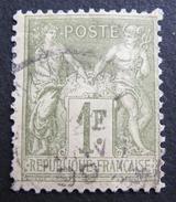 LOT R1631/1926 - SAGE Type II N°82 - CàD Du 22 JANVIER 1899 - 1876-1898 Sage (Type II)