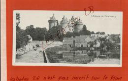 CPA 35  Châteaux De COMBOURG     Nov 2017  05 - Combourg