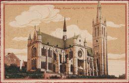 Aarlen Arlon Nouvel Eglise Saint St. St Martin 1958 - Arlon