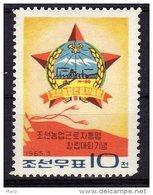 North Korea 1965  Michel  580 Mnh - Corée Du Nord