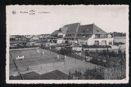 BELGIO - KNOKKE - 1951 - LA RESERVE - TENNIS - Knokke
