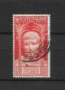 LOTE 1446  ///   (C025) ITALIA  1937  Michel 582 - Scott 383        ¡¡¡¡¡¡ LIQUIDATION !!!!!! - 1900-44 Victor Emmanuel III