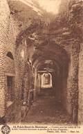 """Palais Royal De Mariemont - Couloir Sour Les Ruines De L'aile Dite """"Ancien Commun"""" à Gauche De La Cour D'honneur - Morlanwelz"""