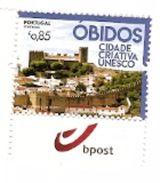 Portugal ** & Óbidos, Cidade Criativa Da UNESCO 2017 (6865) - Castelli
