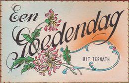 Een Goedendag Uit Ternat Ternath - Ternat