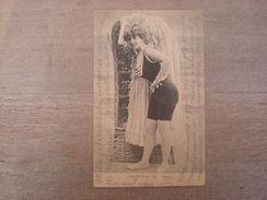 Femme En Tenue De Bain , 1901, Timbre (U2) - Vrouwen