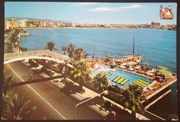 PALMA DE MALLORCA - Paseo Maritimo - Promenade Vg 1966 - Palma De Mallorca