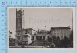 Mostaganem Oran -RPPC  L'Hotel De Ville  - Post Card Photo Carte Postale - Oran