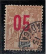 GRANDE COMORE               N°  YVERT    25     (1)   OBLITERE       ( O   2/04 ) - Usati