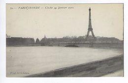 CPA Paris 8 Paris Inondé 1910 Pont De L'Alma N° 59 Noyer - Inondations De 1910