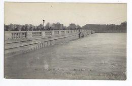 CPA Paris 8 Paris Inondé 1910 Pont De L'Alma N° 58 Noyer - Inondations De 1910