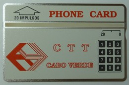 CAPE VERDE - L&G - CTT - 200 Units - 301A - Mint - Kaapverdische Eilanden