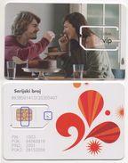 Croatia, Mint SIM VIPnet  Card Type2 - Croazia