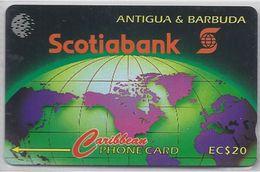 ANTIGUA & BARBUDA - SCOTIABANK - 12CATA - - Antigua And Barbuda
