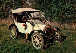 CPSM  AUTOMOBILES ZÈBRE 1908 - Taxi & Carrozzelle