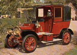CPSM  AUTOMOBILES UNIC 1908 - Taxi & Carrozzelle