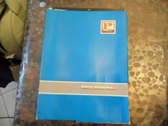 Documents Divers - PLIBRICO  - Produit Construction Réfractaire - Maubeuge - 59 - Vieux Papiers