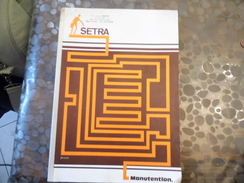 Documents SETRA -  Francis Petit - Raisme -59 - Convoyeur Divers - - Vieux Papiers
