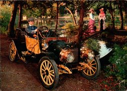 CPSM  AUTOMOBILES STUDEBAKER 1912 - Taxi & Carrozzelle