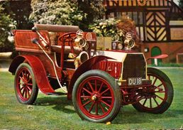 CPSM  AUTOMOBILES SPEEDWELL 1904 - Taxi & Carrozzelle
