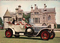 CPSM  AUTOMOBILES ROLLS ROYCE 1909 - Taxi & Carrozzelle