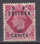 PGL - COLONIE ITALIANE OCC. BRITANNICA B A ERITREA SASSONE N°21 - Eritrea