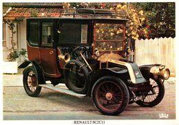 CPSM  AUTOMOBILES RENAULT 8 C2 C11 - Taxi & Carrozzelle
