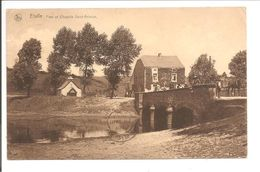 Etalle. Pont Et Chapelle Saint-Antoine - Etalle