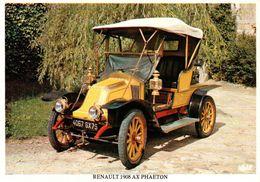 CPSM  AUTOMOBILES RENAULT 1908 AX PHAETON - Taxi & Carrozzelle
