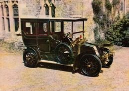 CPSM  AUTOMOBILES RENAULT 1906 . Tampon S T I P , J.DANNENMULLER - Taxi & Carrozzelle