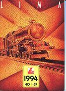 Catalogue Lima 1994 - French