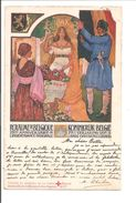 75 Jaar Koninkrijk Belgie. PAX. Art Nouveau Illustrateur MALVAUX.JUGENDSTIL - Ohne Zuordnung